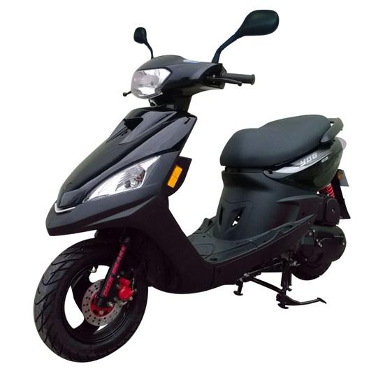 飞鹰两轮摩托车 fy100t-a