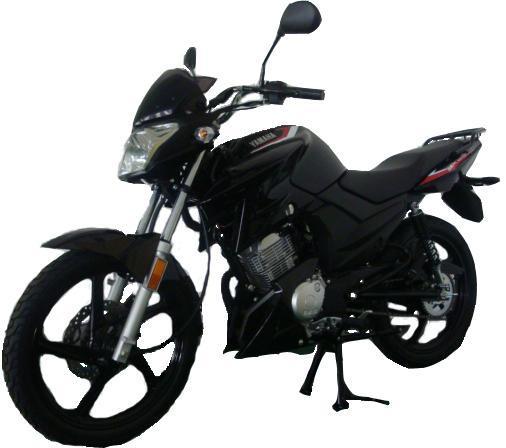 建设雅马哈两轮摩托车 jym125-3g