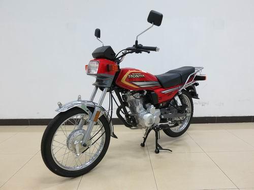 五羊本田两轮摩托车 wh125-2