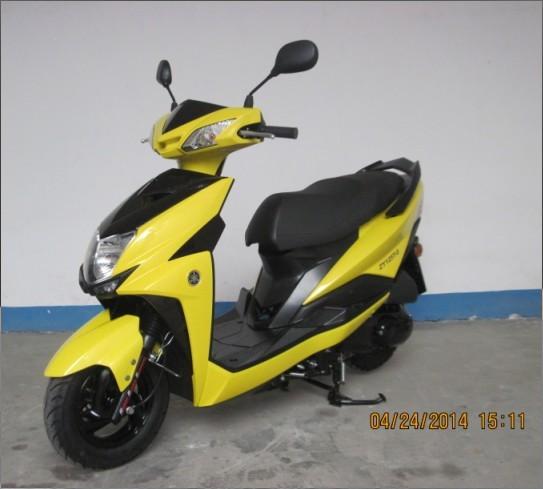 雅马哈(yamaha)两轮摩托车 zy125t-8
