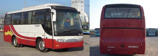 中通客车 lck6798h-1a
