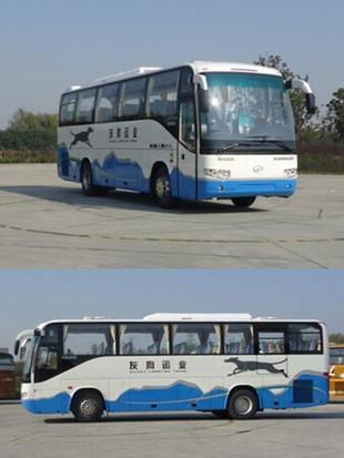海格客车 klq6109ae3