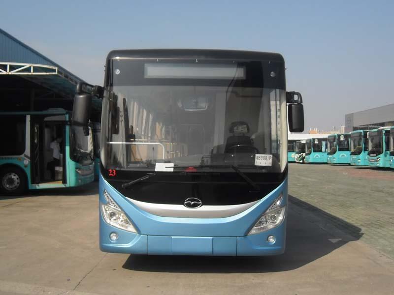五洲龙混合动力城市客车 fdg6123hevn5