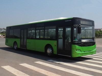 青年客车 青年 210马力 99/24-42人 混合动力城市客车 JNP6120PHEV1