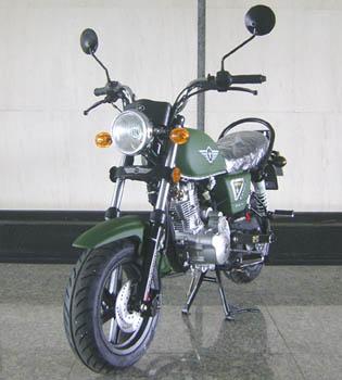 众星两轮摩托车 zx125-18c