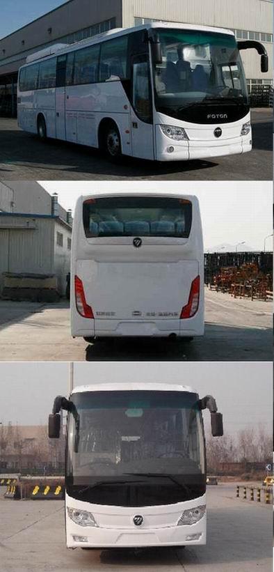 福田客车 bj6113u8mcb