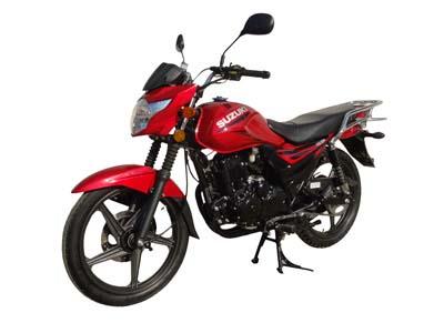 轻骑铃木两轮摩托车 gr150