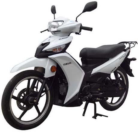 建设雅马哈两轮摩托车 jym110-b