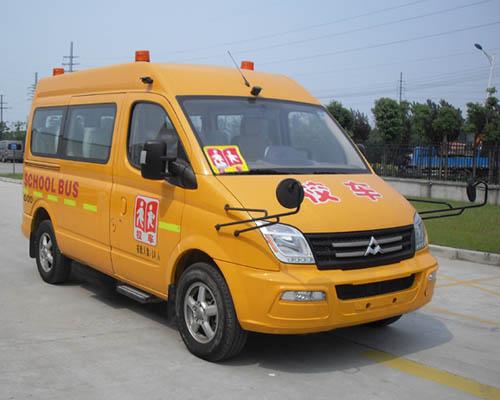 大通 V80系列 136马力 10-14人 小学生专用校车 SH6521A4D4-XB