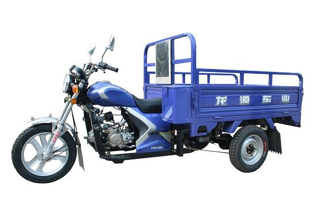 豫永盛正三轮摩托车 yys110zh