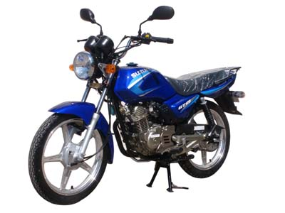 轻骑铃木两轮摩托车 qs125-5b