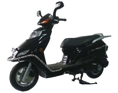 轻骑铃木两轮摩托车 qs125t-3a