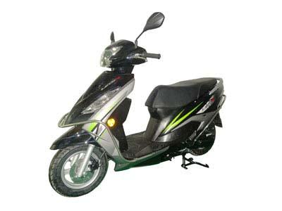 轻骑铃木两轮摩托车 uz110t