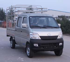 长安汽油2012款长安星卡长安星卡69商用马力仓栅式双排微卡宝骏730全合成图片