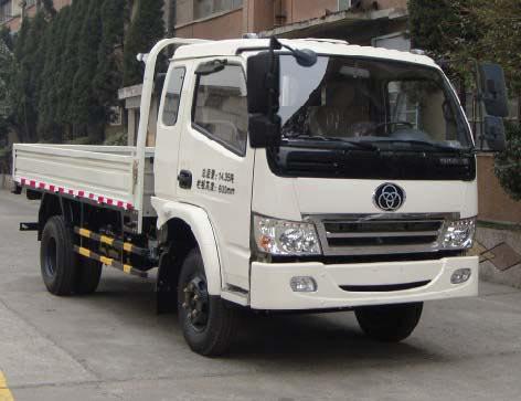三环十通 福星卡 100马力 栏板式 排半 轻型载货车 STQ1042L2Y24
