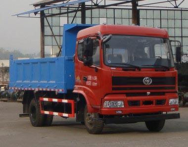 三环十通 昊龙 中卡 160马力 4×2 自卸车 STQ3057L4Y34
