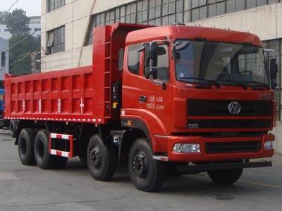 三环十通 御龙 重卡 300马力 8×4 自卸车 STQ3307L16Y6B4