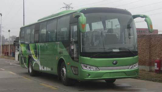 郑州宇通 宇通客车 245马力 24-47人 旅游团体客车 ZK6115HT5Z