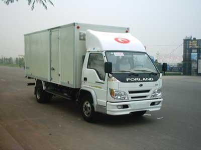 时代厢式运输车 bj5063vcbea图片
