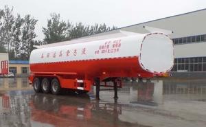 华鲁专汽 11.2米 30.8吨 3轴 液态食品运输半挂车 HYX9400GYS
