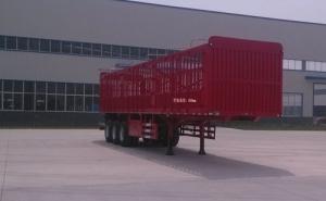 华鲁专汽 12米 33.4吨 3轴 仓栅式运输半挂车 HYX9400CCY