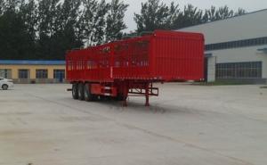 华鲁专汽 12米 33.1吨 3轴 仓栅式运输半挂车 HYX9400CCYE