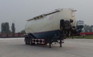 华鲁专汽 12.3米 27吨 3轴 低密度粉粒物料运输半挂车 HYX9402GFL