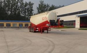 华鲁专汽 11.1米 31.1吨 3轴 低密度粉粒物料运输半挂车 HYX9400GFL