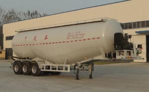 华鲁专汽 11.4米 29.3吨 3轴 下灰半挂车 HYX9401GXH