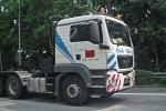 曼/Man TGS系列重卡 400马力 6×4 牵引车(型号:26.400)