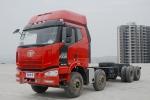 解放 J6P重卡 350马力 8×4 自卸车(CA3310P66K2L5BT4E4)