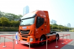 依维柯/Iveco Stralis系列重卡 500马力 4×2 牵引车(AS440S50T/P RR)