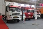 大运(湖北) 运驰中卡 140马力 4×2 自卸车(CGC3042PV34E3)