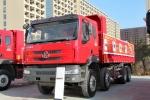 东风柳汽 霸龙重卡 320马力 8×4 自卸车(LZ3317M5FA)