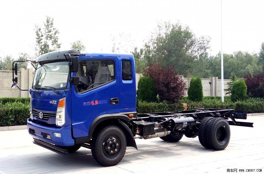 山东时风风驰2000单排120马力4×2系统式仓栅载货车(ssf5041cc新风轻卡冷热图片