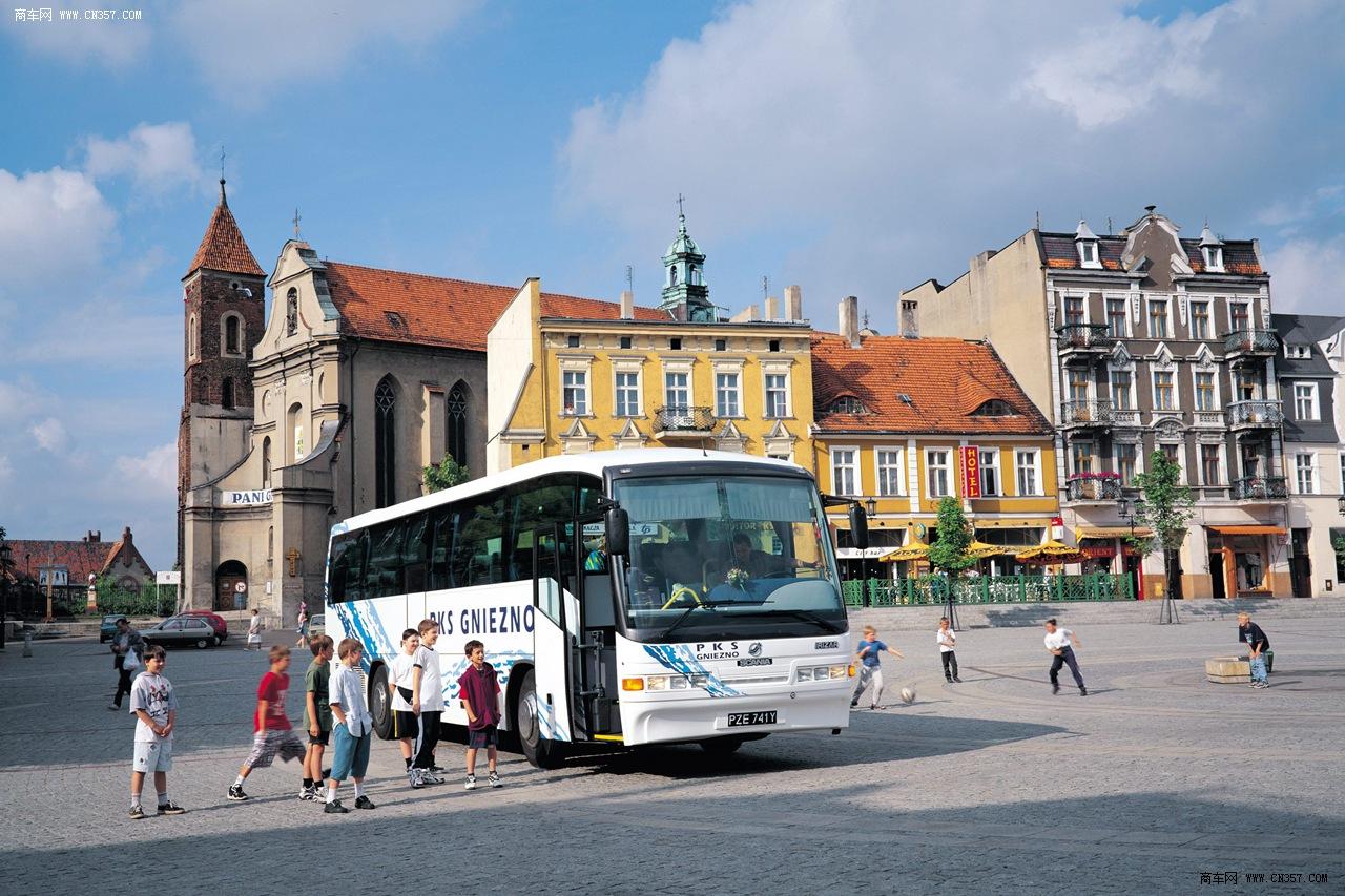 斯堪尼亚客车图片