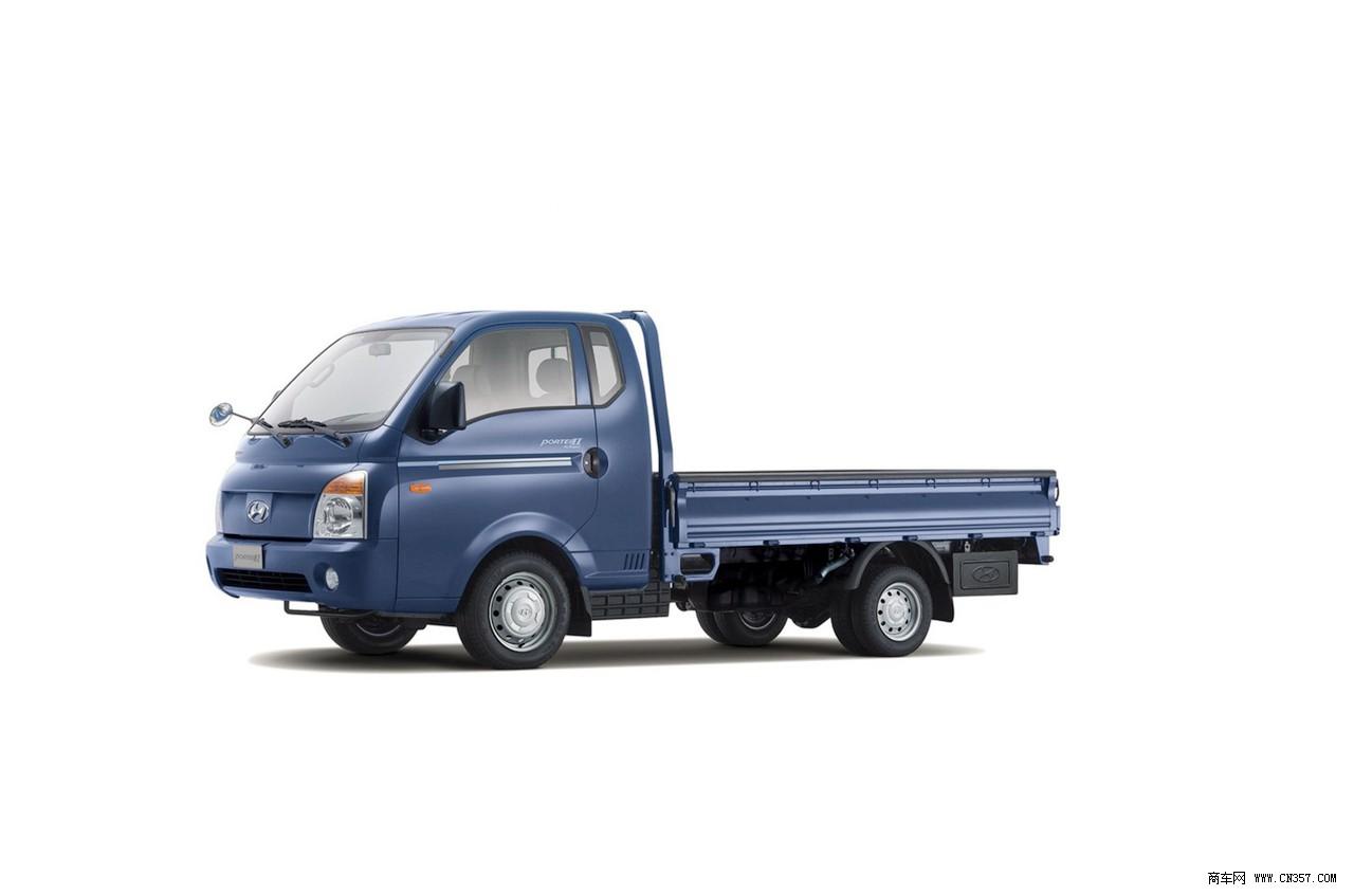 porter微型载货车