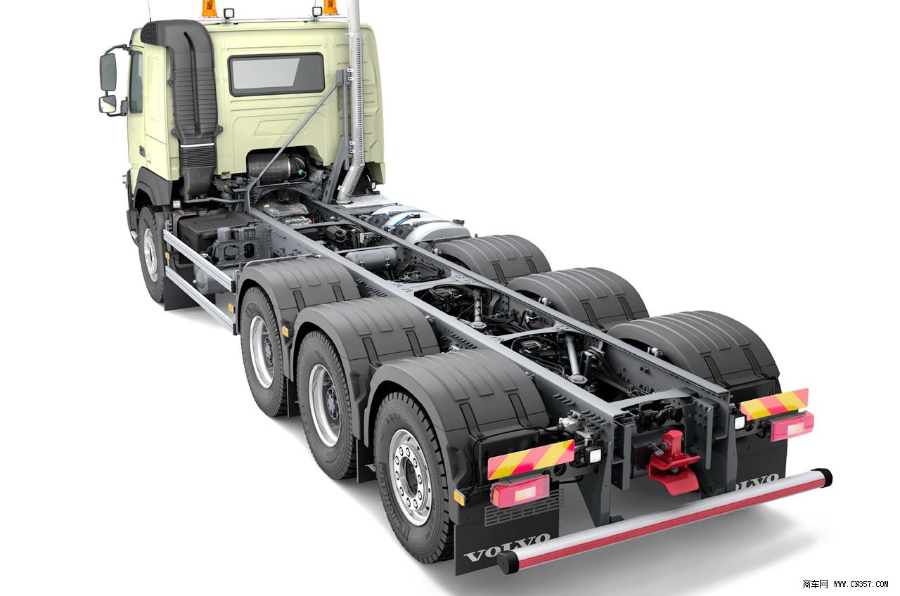 沃尔沃卡车设计图