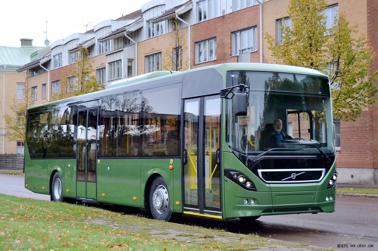 沃尔沃volvo8000系列客车