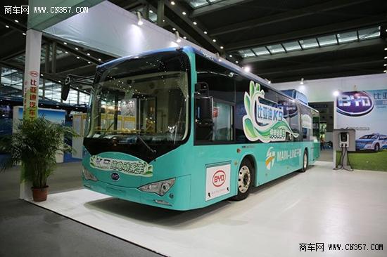 """""""广东和广州都有推广新能源   客车   的计划.到2015年,高清图片"""