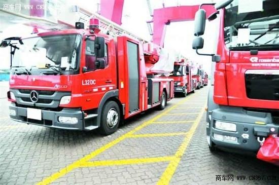 货车 消防车 550_365图片